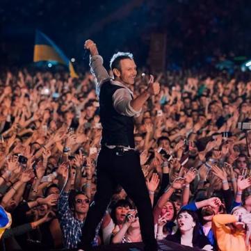 До Дня Незалежності Океан Ельзи дасть єдиний у 2018 році концерт