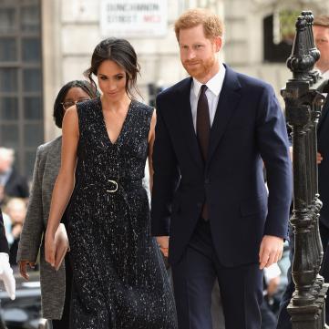 Королівське весілля принца Гаррі і Меган Маркл  - онлайн - 19-05-18