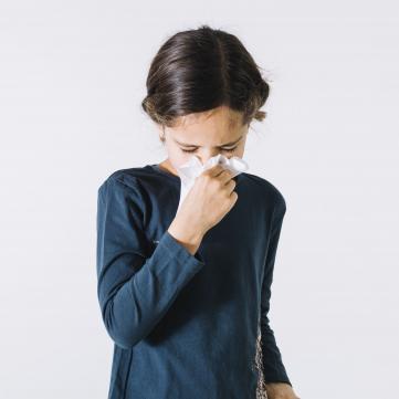 5 порад, як захиститися від алергії на пух