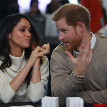 Стало відомо, де принц Гаррі та Меган Маркл проведуть медовий місяць