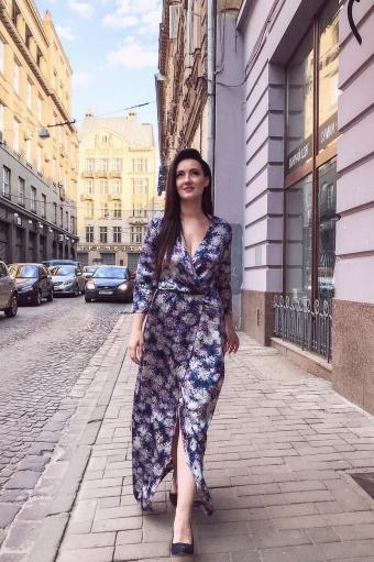 Соломія Вітвіцька прибула до Варшави, щоб взяти участь у конференції TEDx