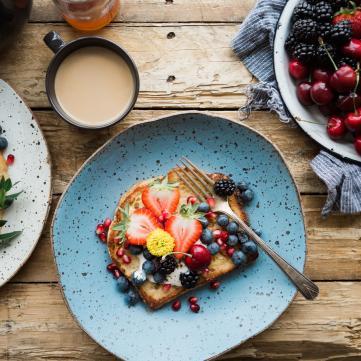 5 рецептів корисних сніданків з фруктами та овочами