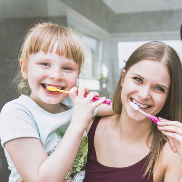 5 порад, як привчити дітей доглядати за зубами