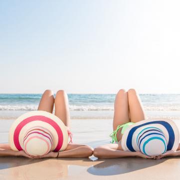 5 порад, як позбутися сонячних опіків