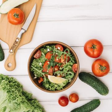 5 йогуртових заправок, з якими ваші салати зазвучать по-новому