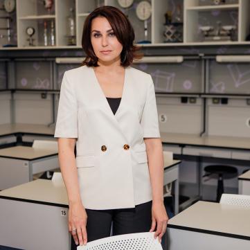 Наталія Мосейчук оголосила про винагороду найкращому вчителю