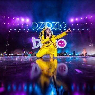 Телеканал 1+1 покаже концерт DZIDZIO SUPER-PUPER