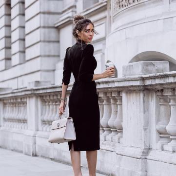 Поза модою і часом: Як та з чим носити маленьку чорну сукню