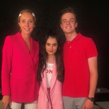 Нове кохання у «Школі»: Анна Трінчер і Богдан Осадчук підтвердили свій роман