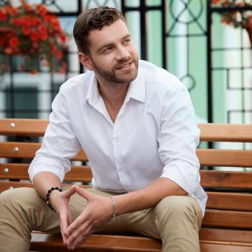 «Мистер мира» Богдан Юсипчук признался, почему развелся с любимой