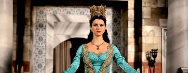 В новом сериале на 1 + 1 зрители снова увидят воссозданный дворец Топкапы