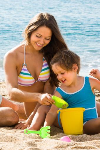 5 головних правил поведінки дітей на пляжі