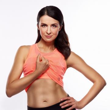 Беременная Валентина Хамайко рассказала свои фитнес-секреты