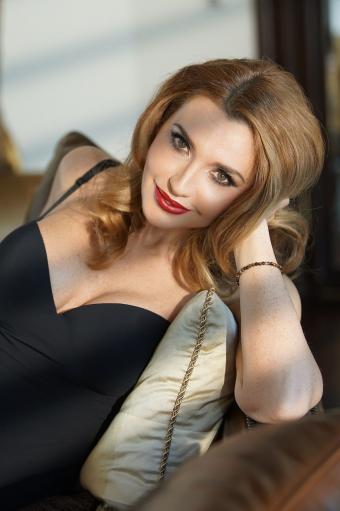 Оксана Марченко вийде на паркет Танців з зірками