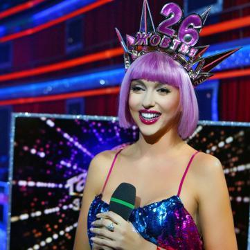 Оля Полякова оголилась у прямому ефірі Танців з зірками
