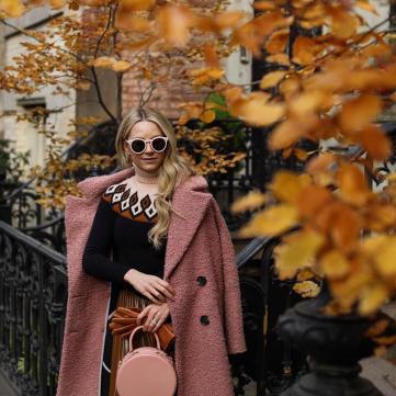 Пальто: Модні тенденції осені 2018