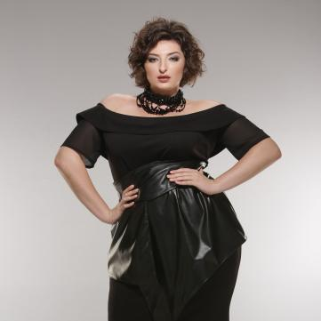 «Съемка в нижнем белье стала для меня большим вызовом», – звезда Женского Квартала Анастасия Оруджова