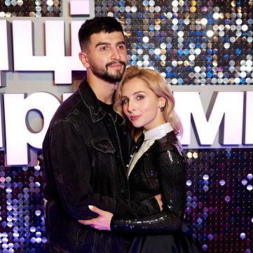 Горько! Участники Танцев со звездами Дмитрий Жук и Яна Цибульская поженились