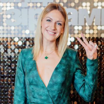 Как Леся Никитюк празднует день рождения (видео)
