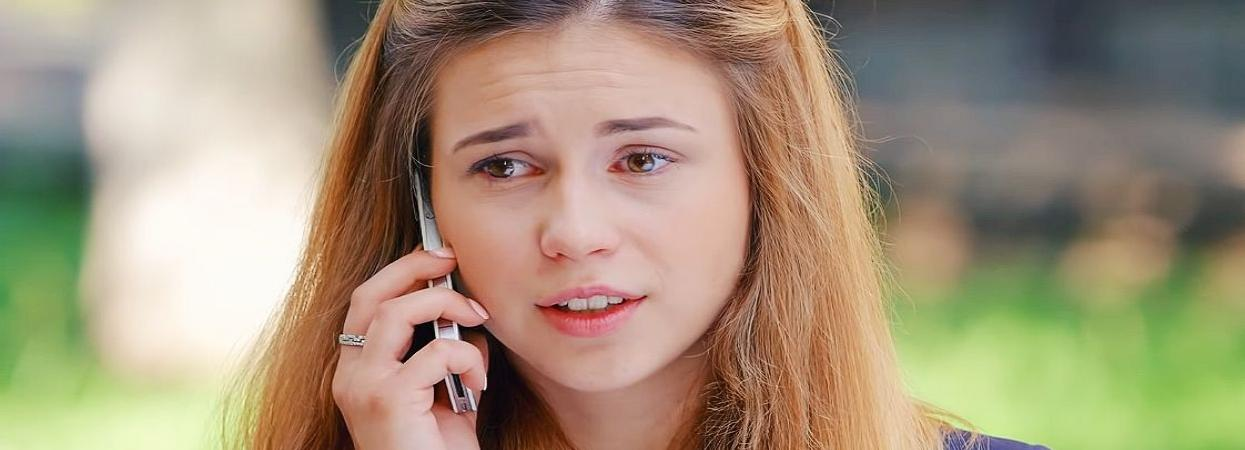 Актриса серіалу Школа