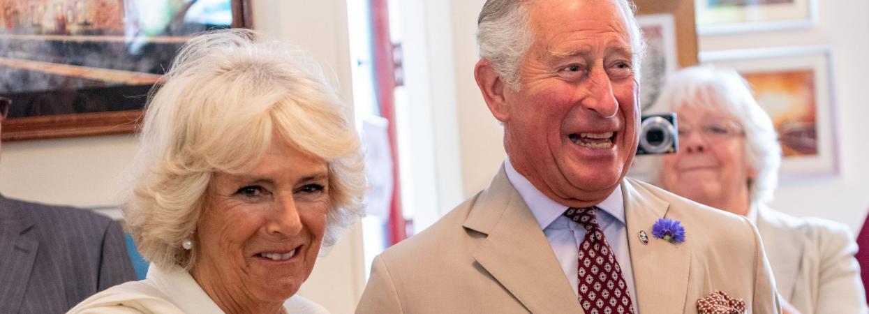 Принц Чарльз і герцогиня Камілла, королівська пара Принц Чарльз і Камілла