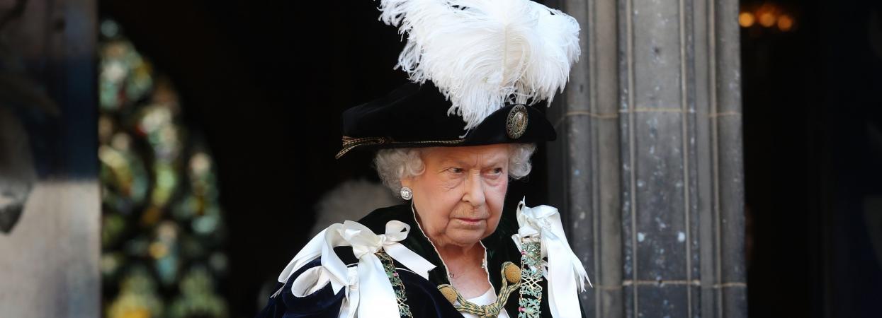 Королева Великої Британії Єлизавета ІІ