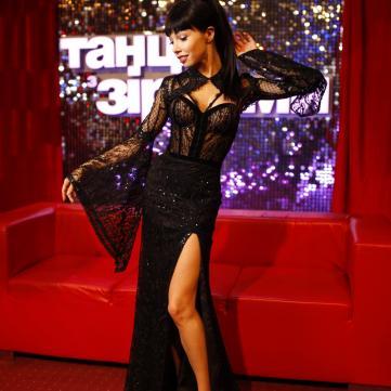 Катерина Кухар на Танцях з зірками