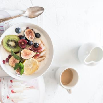 сніданок боул кава