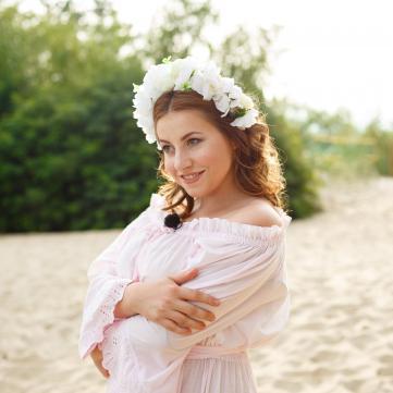 С брекетами и бумажными бигудями: Победительница Модель XL показала свое фото 10-летней давности