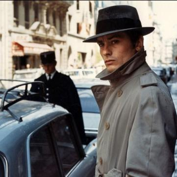 Ален Делон у фільмі «Самурай» (1967)