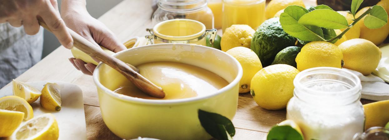 Лимони, варення