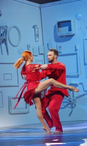 Танці з зірками: Іраклі Маккацарія, Яна Заєць, Тіна Кароль
