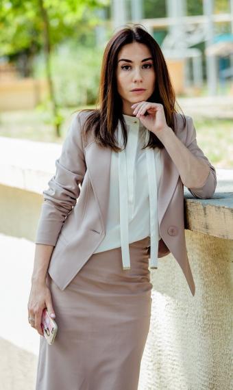 яніна андрєєва, школа