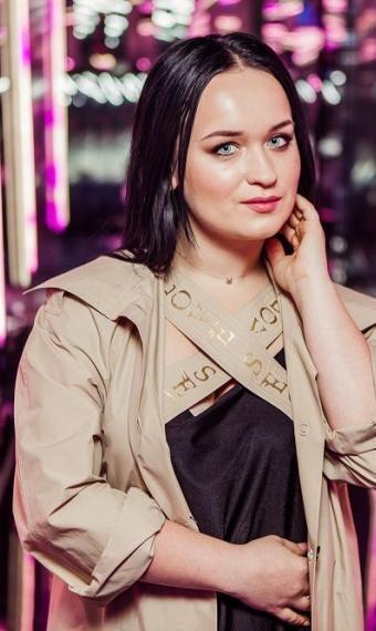 Олена Луценко, учасниця Голосу країни-8