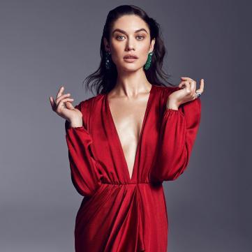 Ольга Куриленко фото для Vanity Fair