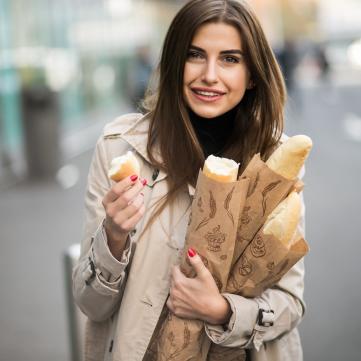 Хліб та біла здоба: користь і шкода для здоров'я