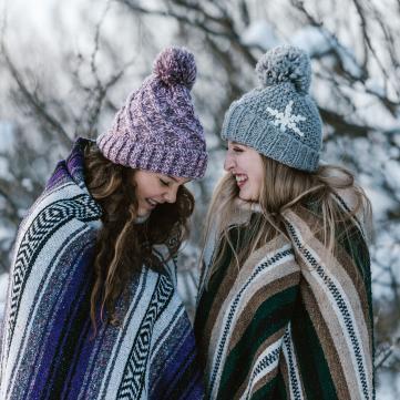 Наймодніші жіночі шапки сезону осінь-зима 2018/19