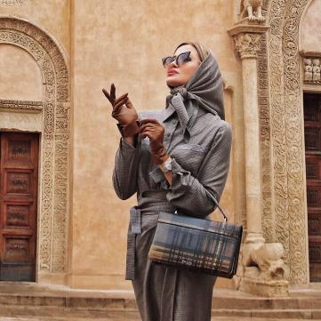 Блогер Жаклін із Італії