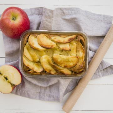 Тарт татен - рецепт французького яблучного пирога (відео)