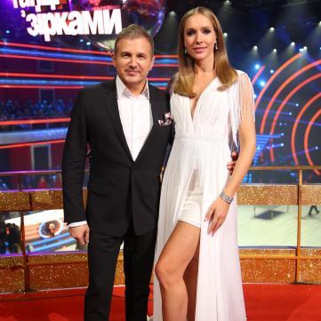 Юрій Горбунов і Катя Осадча на Танцях з зірками