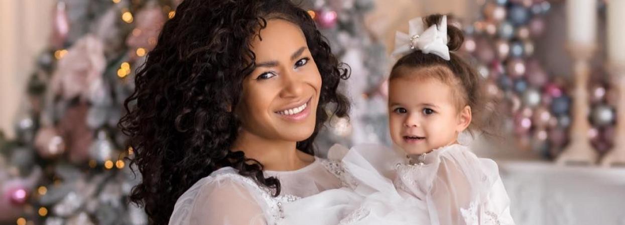 Гайтана з донькою