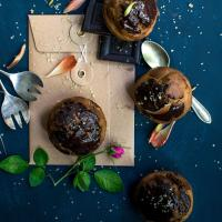 на фото Мафіни, кекси