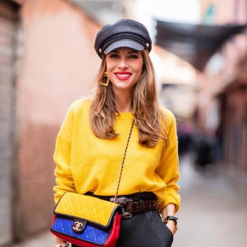 мода кеппи сумка