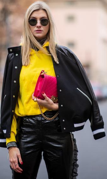 мода куртка брюки