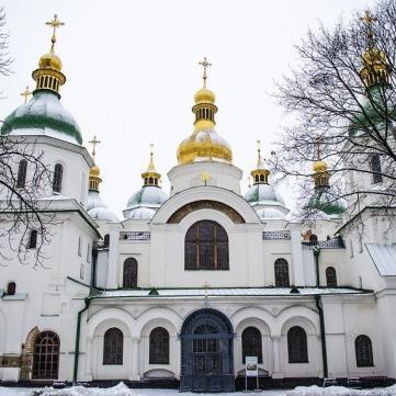 на фото софия киевская