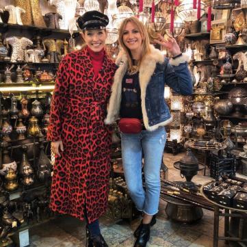 «До Хмельницького ринку ще далеко!»: Леся Нікітюк показала Каті Осадчій, як торгується на Гранд Базарі у Стамбулі