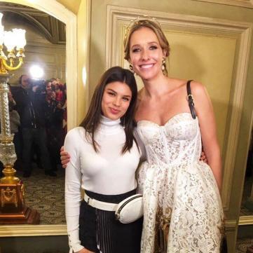«Танці, випивка і багато їжі»: співачка Мішель Андраде розповіла, як відгуляла корпоратив з іншими підопічними Потапа