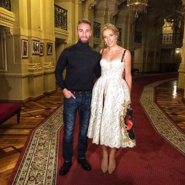 Іраклі Макацарія повезе свою партнерку Яну Заєць до Грузії