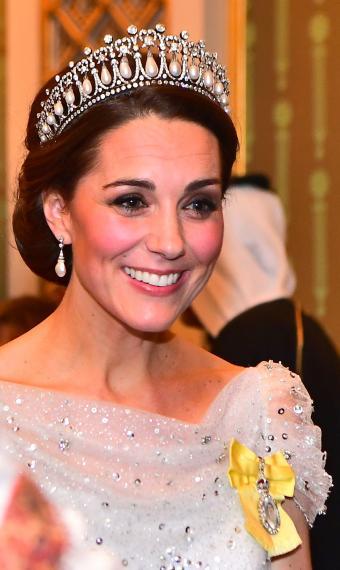 Кейт Міддлтон в короні