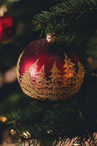 ялинка новий рік різдво